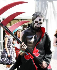 hidan cosplay