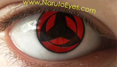 kakashi mangekyou sharingan contacts
