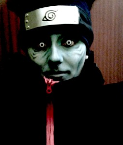 kisame costume