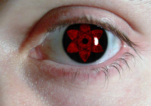 Image result for sharingan contacts