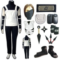 anbu kakashi costume